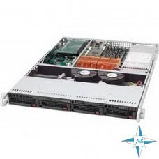 "SERVER 1U RM 19"" SuperMicro X6DHR-8G2 SAS/SATA Disk BackPlane"