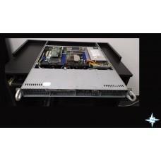SERVER 1U RM19' SuperMicro X7DBR-8  SAS/SATA Disk BackPlane