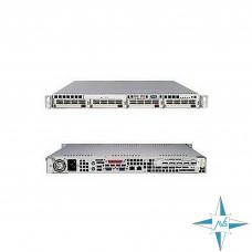 SERVER 1U RM19' SuperMicro PDSMI+ INTEL XEON 3040 1.86GHz SAS/SATA Disk BackPlane