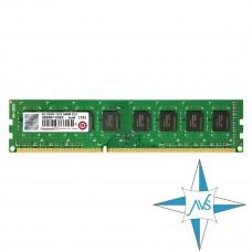 Модуль памяти DDR-3 noECC Unbuf DIMM, 8Gb, Transcend, 1333 U, 2Rx8